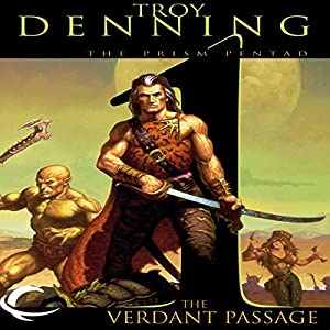 The Verdant Passage Audiobook
