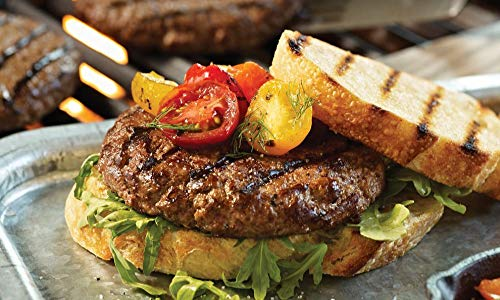 Omaha Steaks Family Value Combo Features Filet Mignon, Top Sirloins, Steak Burgers, Boneless Chicken Breasts, Jumbo Franks and Stuffed Baked Potatoes by Omaha Steaks (Image #2)