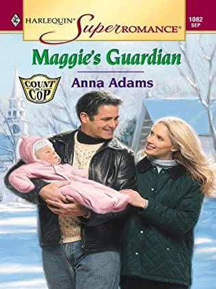book cover of Maggie\'s Guardian