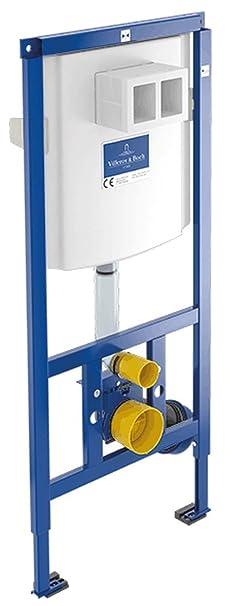 Villeroy & Boch inodoro O. Novo sin cisterna borde completo cierre suave con cisterna 42304sh0 - Asiento para inodoro: Amazon.es: Bricolaje y herramientas