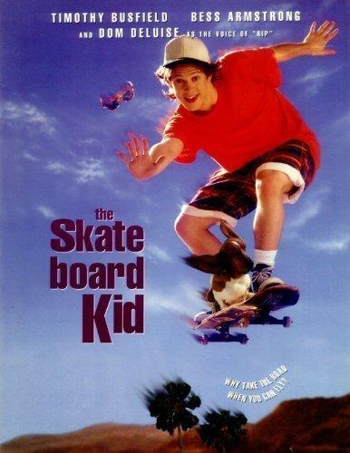 The Skate Board Kid (Dvd Skateboard)