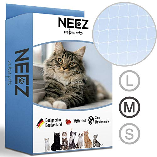 NEEZ Red para Gatos (Transparente)