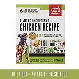 Honest Kitchen Limited Ingredient Chicken Dog Food Recipe  10 lb box - Thrive