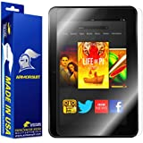 ArmorSuit MilitaryShield - Screen Protector Shield for Kindle Fire HD 8.9 INCH + Lifetime Replacements