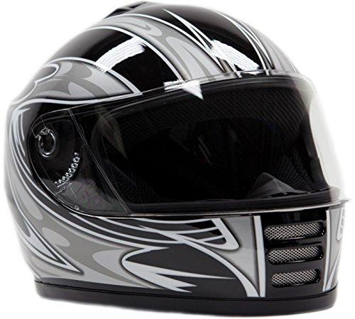 Youth Full Face Helmet - 8