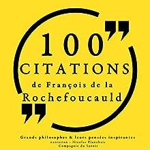 100 citations de François de La Rochefoucauld | Livre audio Auteur(s) : François de La Rochefoucauld Narrateur(s) : Nicolas Planchais