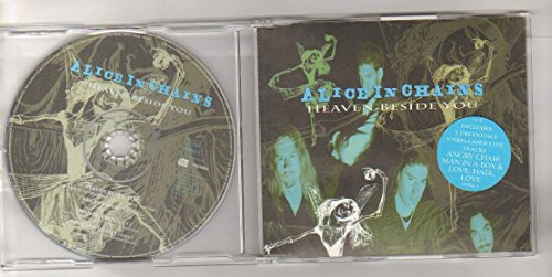 ALICE IN CHAINS - HEAVEN BESIDE YOU - CD single CD2 - CD (not vinyl) (Alice In Chains Man In The Box Live)