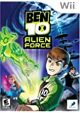 Ben 10 Alien Force - Nintendo Wii (Jewel case)