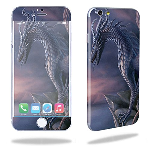 """Mightyskins Protective Vinyl Skin Decal Cover for Apple iPhone 6 Cell Phone 4.7"""" Cover wrap sticker skins Dragon Fantasy"""