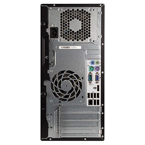 HP 6000 PRO Business High Performance Tower Desktop Computer PC (Intel C2D E8400 3.0G,8G RAM DDR3,1TB HDD,DVD-ROM,Windows 10 Professional)(Certified Refurbished) by AST Computer (Image #3)
