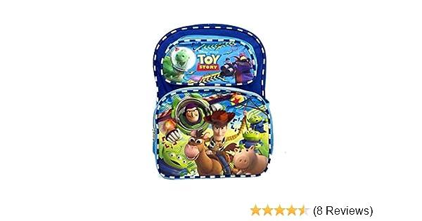 Amazon.com: Disney Toy Story Backpack 16