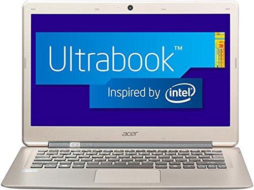 Acer Aspire S3-391-6423 Ultrabook Intel Core i3 3227U (1.90 GHz) 128 GB SSD Intel HD Graphics 4000 Shared memory 13.3'' Windows 8 64-Bit