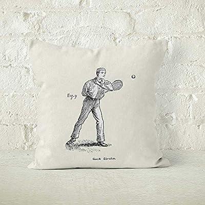Amazon.com: Nine City - Funda de almohada decorativa grande ...
