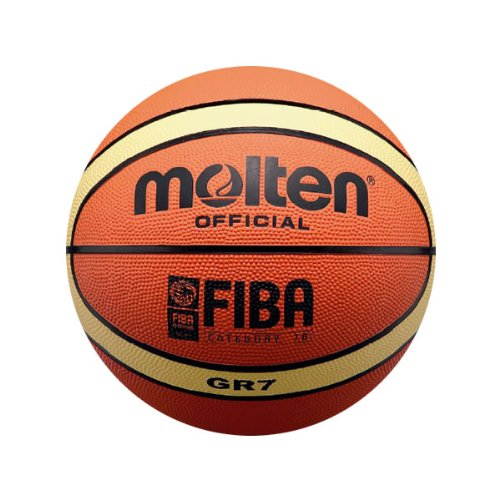 Molten BGR7 FIBA Outdoor Rubber 29.5 Menand#039;s Basketball