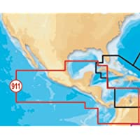 NAVIONICS MSD/911P-2 / Navionics Platinum Plus Mexico/Central America on SD/MicroSD