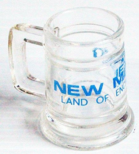 Miniature 2oz New Mexico Land of Enchantment Tourism Promotional Mug