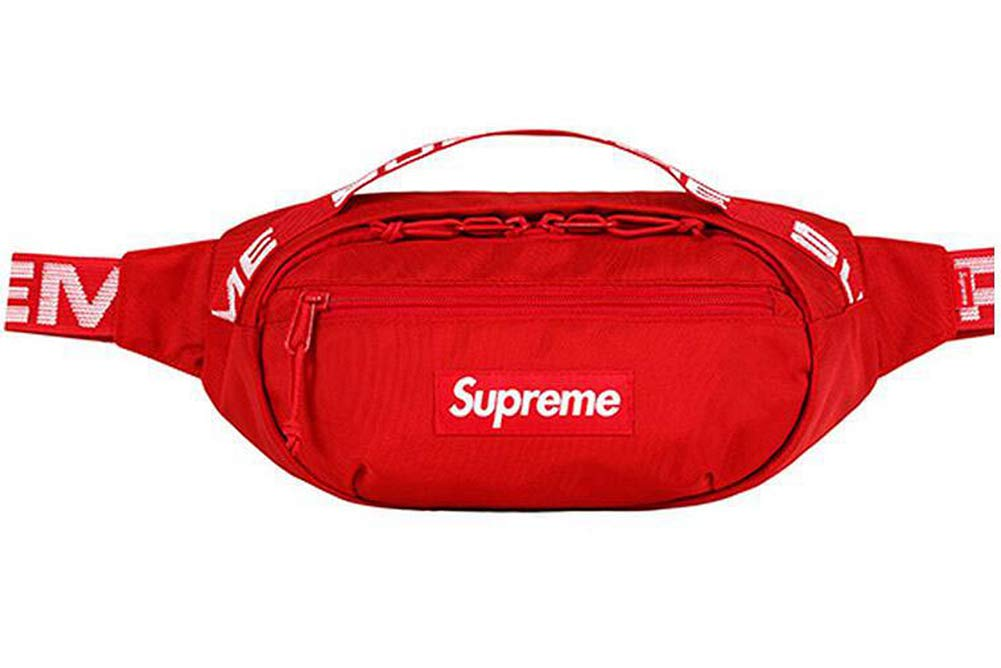 Supreme Fanny Pack Supreme Bag Supreme Waist Pack 18SS (Black) Supreme INC