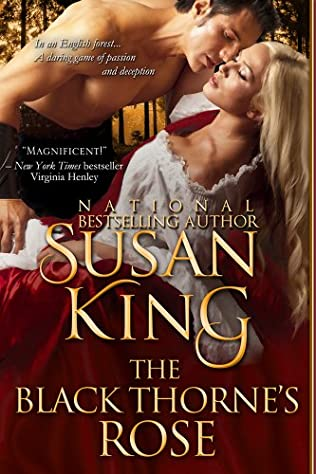 book cover of The Black Thorne\'s Rose