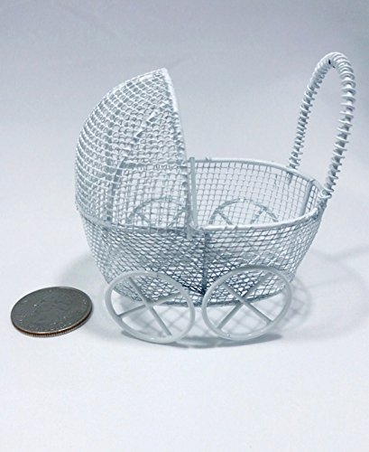 wire baby carriage - 5