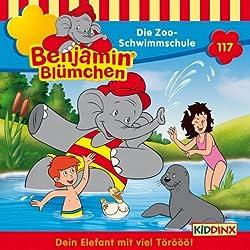 Die Zoo-Schwimmschule (Benjamin Blümchen 117)