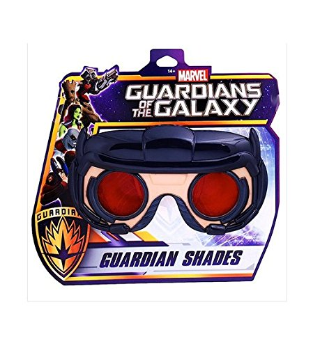 Star Lord Costume Mask (Sunstaches Officially Licensed Guardians Of The Galaxy)