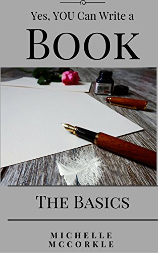 basics of writing a book