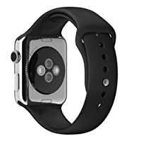 Apple 42MM Sport Band for Apple Watch - Black