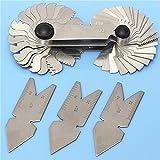 High Purity Nickel Plate Nickel Foil 0.3mm x 100mm x 200mm Metal Industry