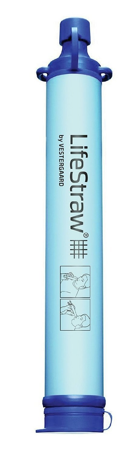 Lifestraw Personal Portable Water Purifier, 200ml