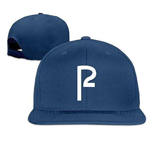 Price comparison product image WOHVS Paul Pierce Logo Baseball Cap Navy