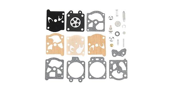 harbot carburador diafragma gakset reconstruir Kit para K20 ...
