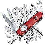 ビクトリノックス VICTORINOX 1.6796 スイスチャンプ 時計付