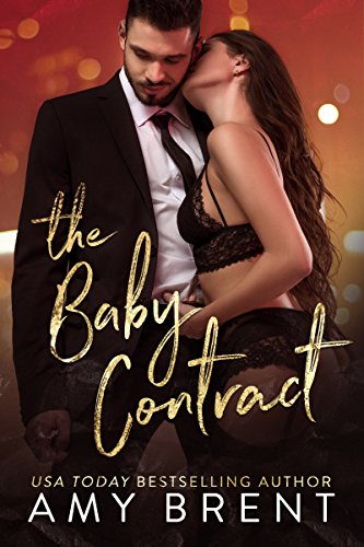 The Baby Contract by Amy Brent ebook deal