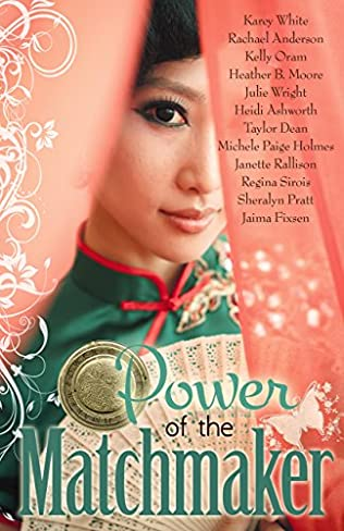 book cover of Power of the Matchmaker