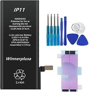 winnerplusa Battery for iPhone 11