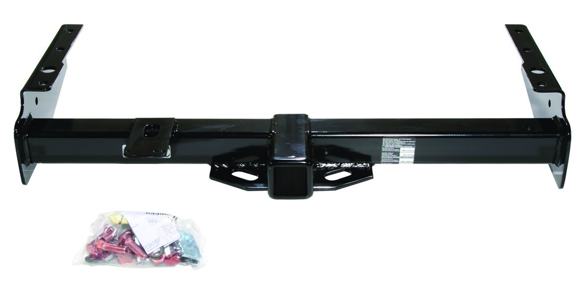 DRAW TITE 41511 Max-E Loader Hitch with 2 Square Receiver Tube Opening Draw-Tite