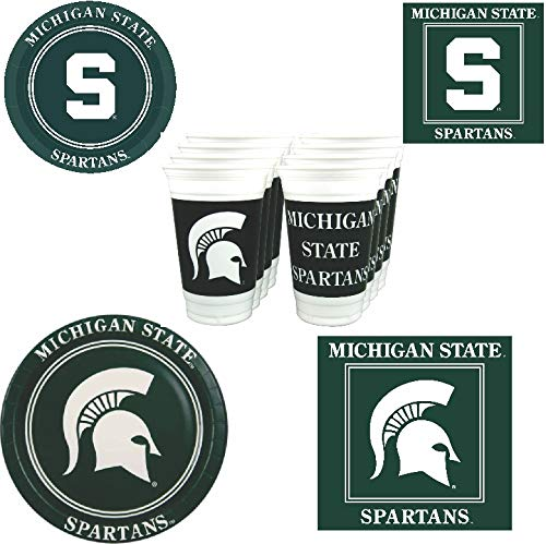 Westrick Michigan State Spartans Party Supplies