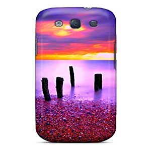 Flexible Tpu Back Case Cover For Galaxy S3 - Last Minutes Before The Dusk