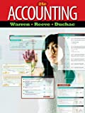 Bundle: Accounting, 24th + CengageNOW on Blackboard® 2-Semester Printed Access Card : Accounting, 24th + CengageNOW on Blackboard® 2-Semester Printed Access Card, Warren and Warren, Carl S., 1111985995