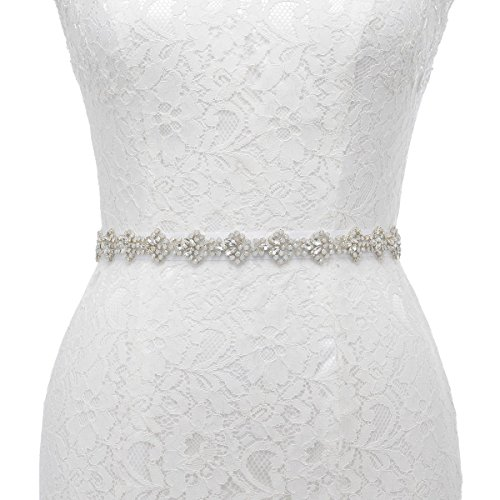 Remedios Rhinestone Embellishment Wedding Accessoreis product image