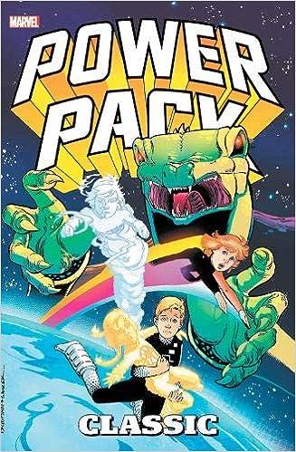 Simonson, L: Power Pack Classic Omnibus Vol. 1: Amazon.es ...