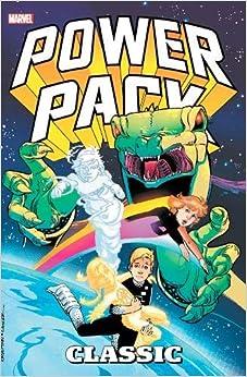Simonson, L: Power Pack Classic Omnibus Vol. 1