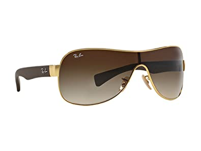 6a7bdb3183 Amazon.com  Ray-Ban RB3471 - ARISTA Frame GRADIENT BROWN Lenses 32mm ...