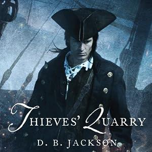 Thieves' Quarry Hörbuch