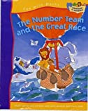 img - for The Number Team and the Great Race (including Time, Position and Direction) (Fun with Maths) by Hewitt, Sally, Penny, Norma (2001) Hardcover book / textbook / text book