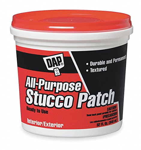 (All-Purpose Stucco Patch, 1 gal, White)