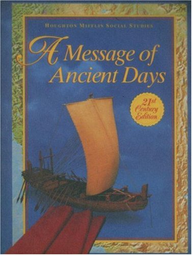 A Message of Ancient Days