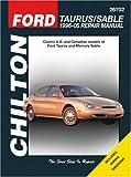 Ford Taurus/Sable, 1996-05 Repair Manual (Chilton Total Car Care Series Manuals)