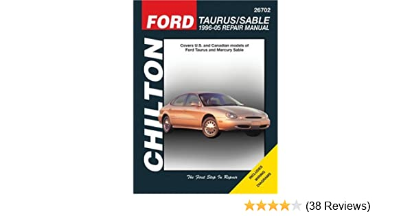Ford taurussable 1996 05 repair manual chilton total car care ford taurussable 1996 05 repair manual chilton total car care series manuals chilton 9781563926068 amazon books fandeluxe Gallery