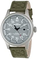 Timex Men's T49875 Expedition Military Field Green Nylon Strap Watch by Timberland